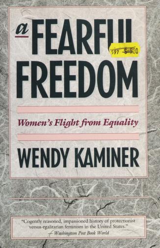 Cover of: Fearful Freedom   Wendy Kaminer