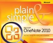 Cover of: Microsoft OneNote 2010 plain & simple