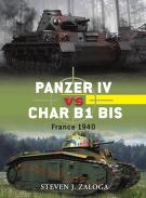 Cover of: Panzer IV vs Char B1 bis